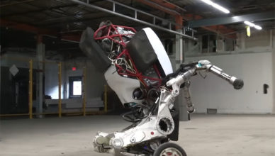 Boston Dynamics. No comments. Video.